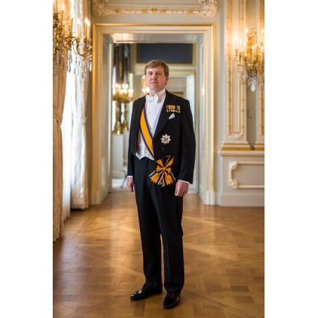 Staatsieportret Willem-Alexander