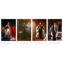Vier koningen