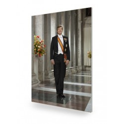 Staatsieportret Willem-Alexander by Erwin Olaf